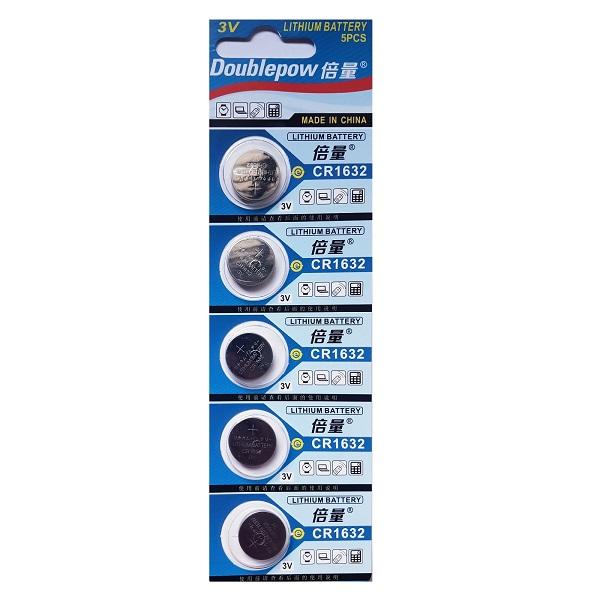 Doublepow CR1632 Lithium Cell Button Battery (1 Piece)