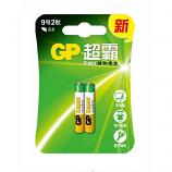 GP Super AAAA E96 Surface Alkaline Battery (2 Pieces)