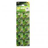 GP LR41 AG3 SR41SW 392 Alkaline Button Battery (1 Piece)